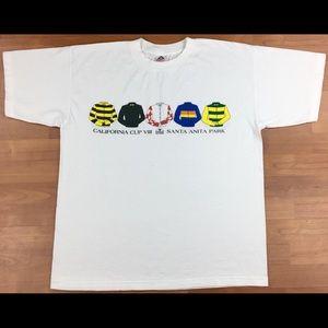 Vintage California Cup VIII Santa Anita Park Shirt